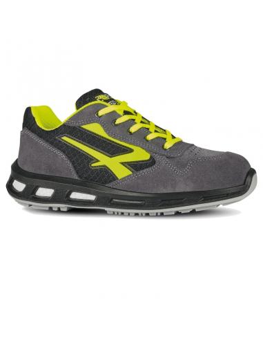 Scarpe antinfortunistiche uomo - U Power Yellow S1P SRC ESD scarpe da lavoro basse