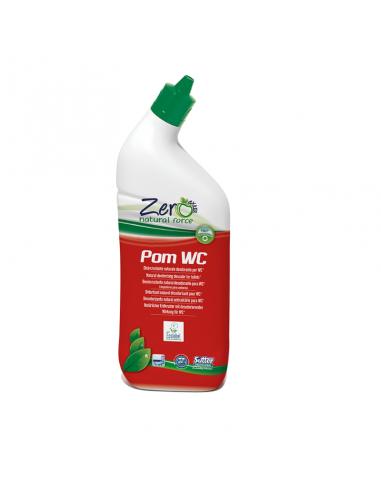 Gel disincrostante WC - Sutter Pom WC gel detergente deodorante naturale